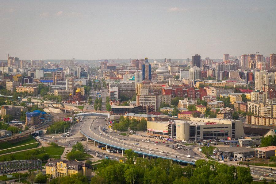Вместе срекламными растяжками уйдут и1,5 млн избюджета Новосибирска