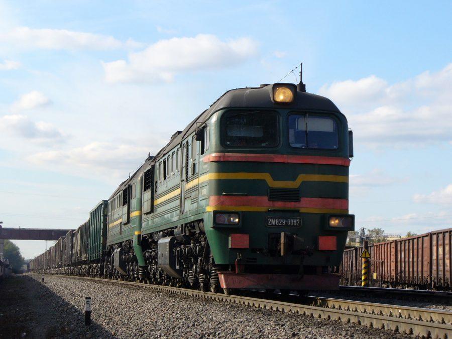 Транспортировки пассажиров РЖД впрошлом месяце возросли на6,1%