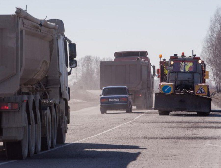Омской области выделили млрд руб. наремонт дорог