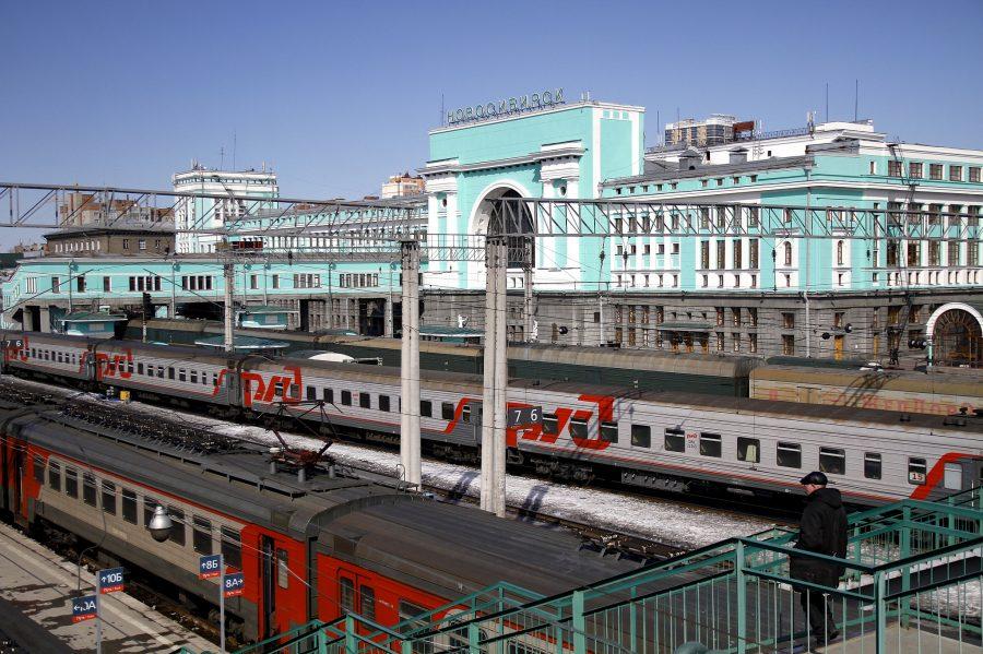 ВНовосибирске наглавном вокзале запустили электронную очередь