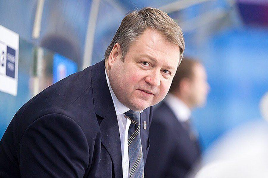 Основного  тренера хоккейной команды «Сибирь» отправили вотставку