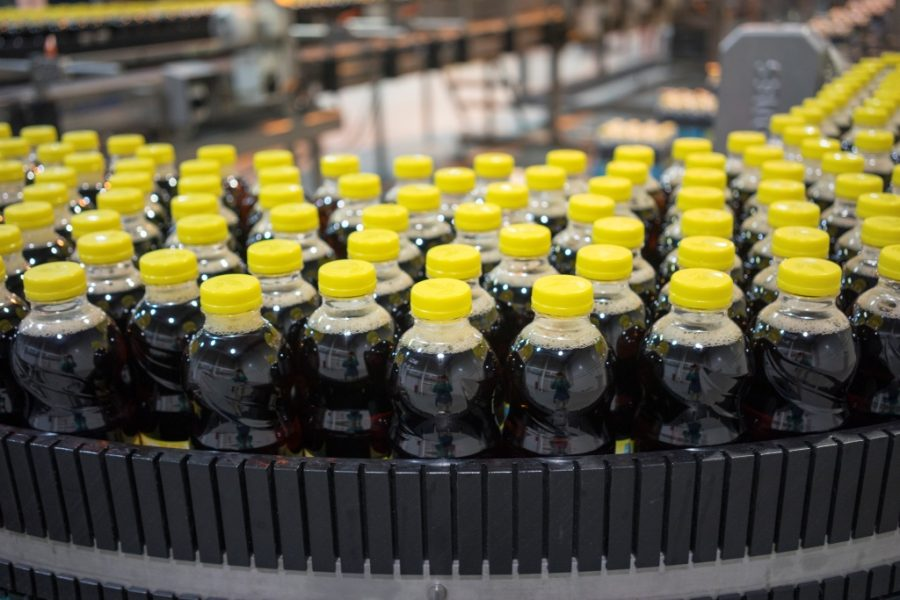 Coca-Cola запускает новый бренд холодного чая FUZE TEA