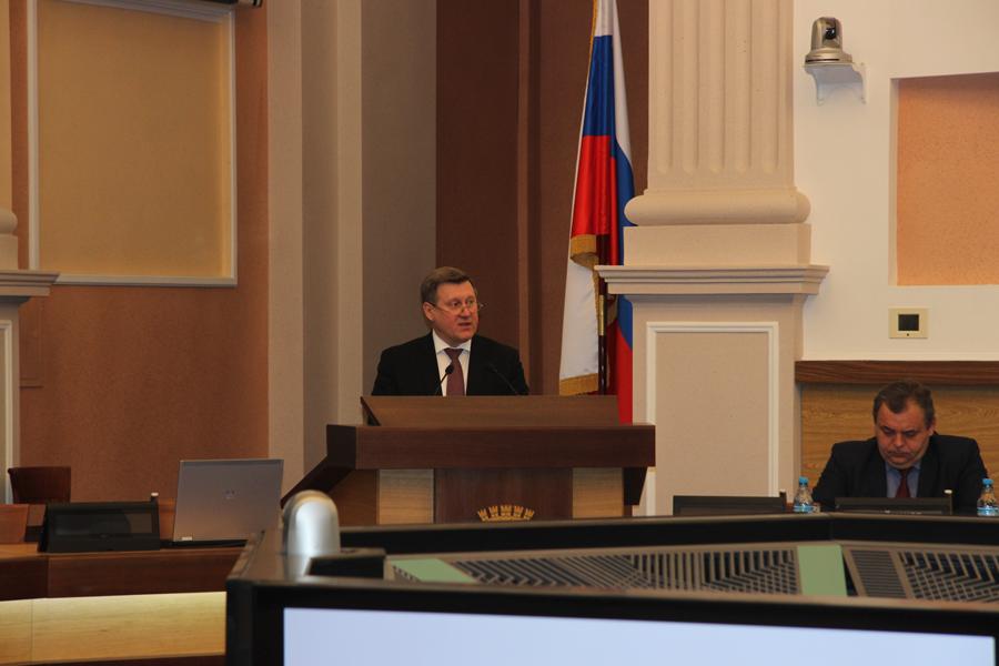 Мэр Новосибирска выступил заособый статус городов-«миллионников»