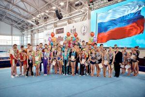 «Ростелеком» обеспечил онлайн-трансляцию Первенства СФО по спортивной акробатике