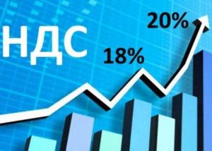Переход на НДС 20%