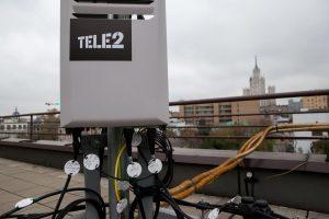 Tele2 опередила конкурентов по темпам строительства LTE-сетей