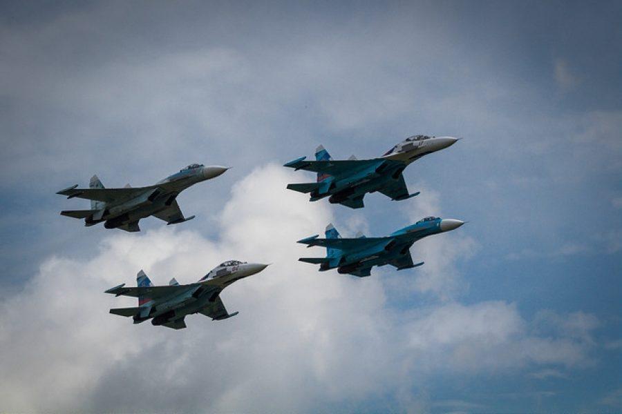 Когда будет авиашоу в новосибирске в 2018