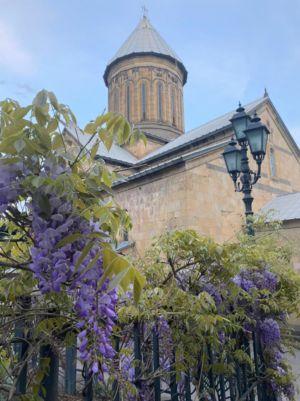 Храм Сиони в Тбилиси
