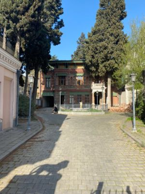 Исторический дом на ул. Агмашинабели