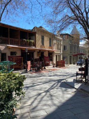 Улочки старого города Тбилиси
