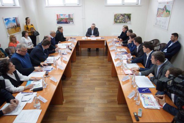 выездное совещание правителсьтва ЖК Матрешкин двор (4)