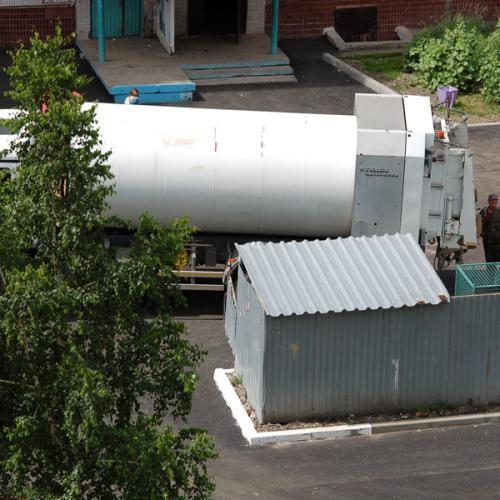 Представлена структура сниженного тарифа на вывоз мусора для населения в регионе