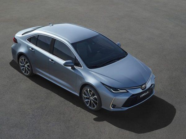 Седан Toyota Corolla поступит в автосалоны Новосибирска в конце марта