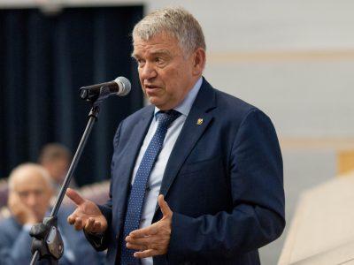 Вопрос о передаче имущества СО РАН отложен