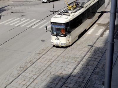 Город выделит 185 млн рублей на модернизацию 10 трамваев