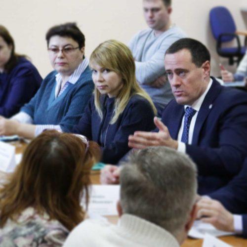 заседание комиссии по взаимодействию субъектов малого и среднего предпринимательства