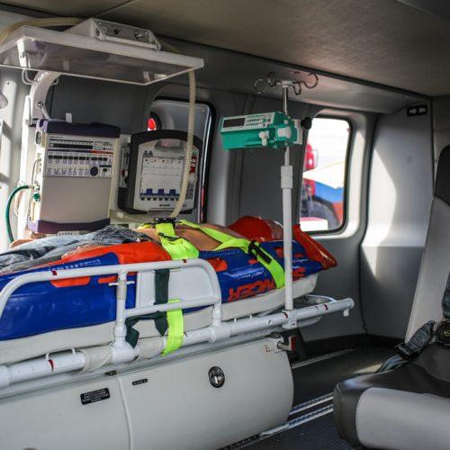 Новосибирская область получит новые вертолеты санавиации
