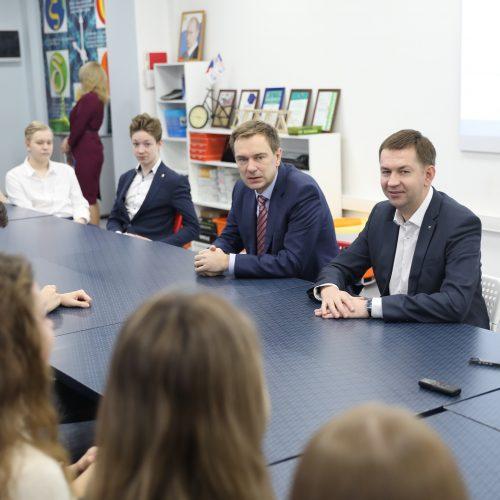 Сбербанк провел «Урок цифры» в Новосибирске