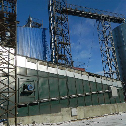 «Болотноехлебопродукт» экспортирует и перерабатывает зерно