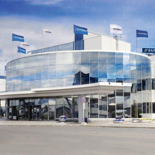 «Балтика» увеличила объемы продаж
