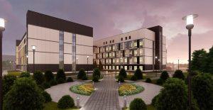 """Группа """"ВИС"""" выбрана частным партнёром по созданию сети поликлиник в Новосибирске"""