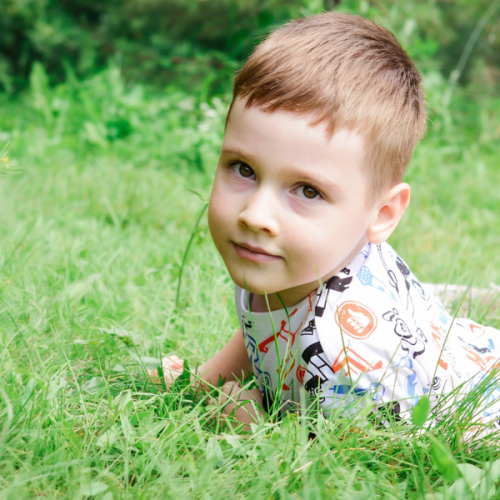 У семилетнего Ромы Шушпанникова митохондриальная миопатия
