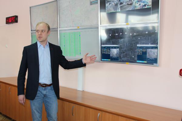 В Новосибирске устанавливают «умные светофоры»