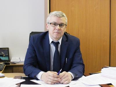 Главой Кировского района назначен Андрей Выходцев