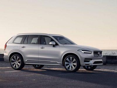 Volvo Car Russia в мае запустит продажи XC90