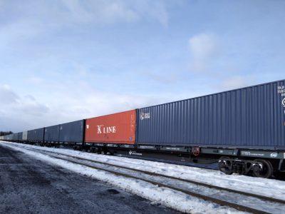 Rail Cargo Logistics – RUS планирует выйти в Новосибирск
