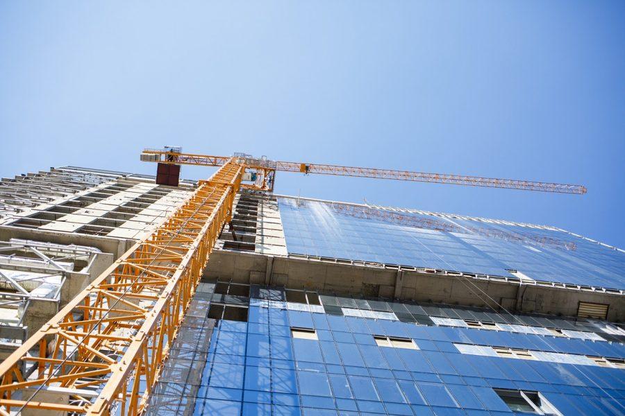 В Новосибирской области снизились объемы ввода жилья
