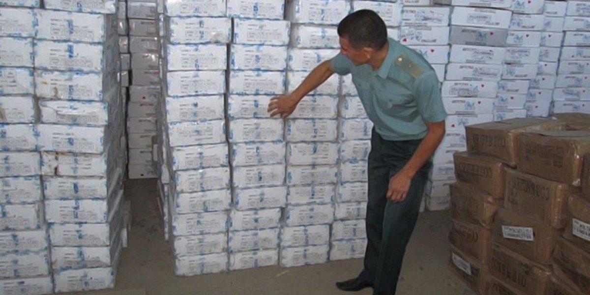 Доля контрафактных сигарет на рынке Сибири продолжает расти