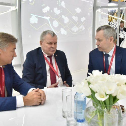 В регионе будет организовано сборочное производство МТЗ