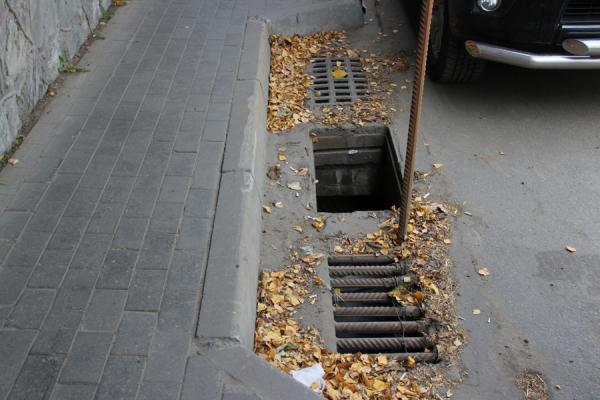 Ливневая канализация Новосибирска
