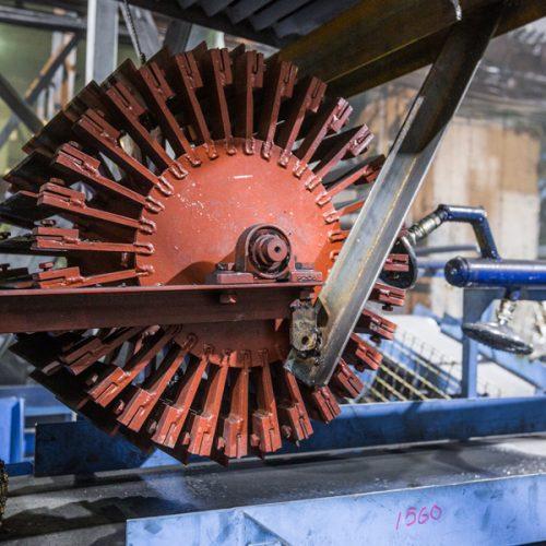 новое оборудование по выпуску брикетированной электродной массы