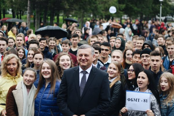 Ректоры новосибирских университетов вошли в топ-10 «выдающихся учёных»