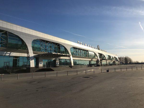 трансферный пассажиропоток аэропорта Толмачёво