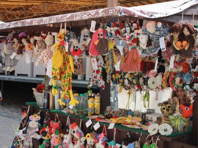 Минпромторг предлагает увеличить количество точек уличной торговли
