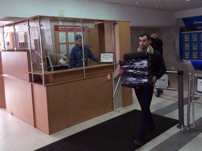 Оперативники произвели выемку документов