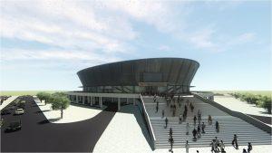 Главгосэкспертиза России согласовала проект ледового дворца спорта в Новосибирске