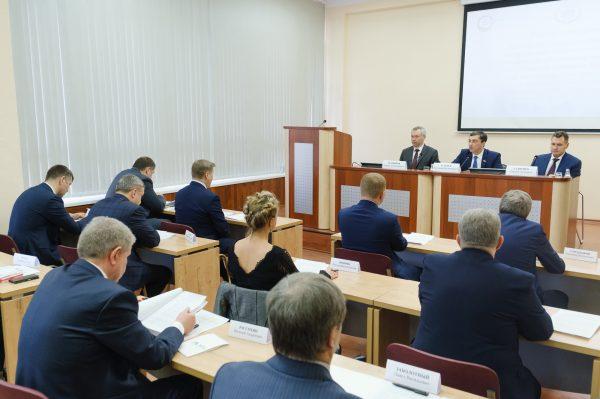 НПЗ примет участие в проектах развития здравоохранения Новосибирской области