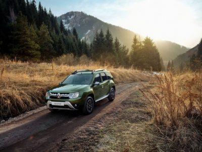 Новосибирские дилеры приступили к продажам обновленного Renault Duster