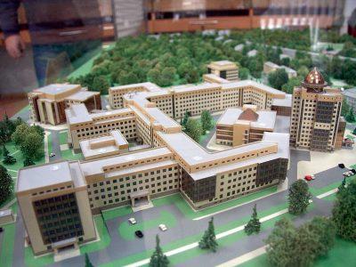 В регионе объявлен конкурс на разработку архитектурных решений для Академгородка 2.0