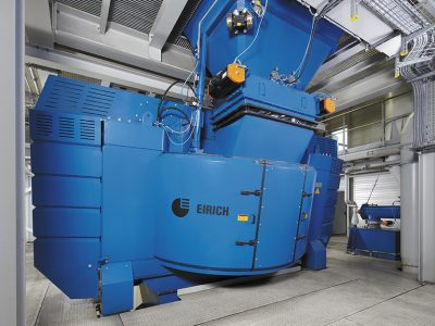 На ЭПМ-НовЭЗ начались работы по установке немецкого смесительного комплекса EIRICH