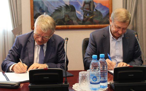 СО РАН развивает сотрудничество с АФК «Система»