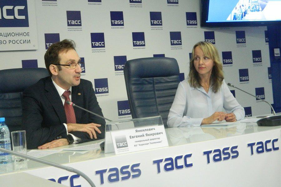 В «Толмачево» увеличилось количество субсидированных маршрутов