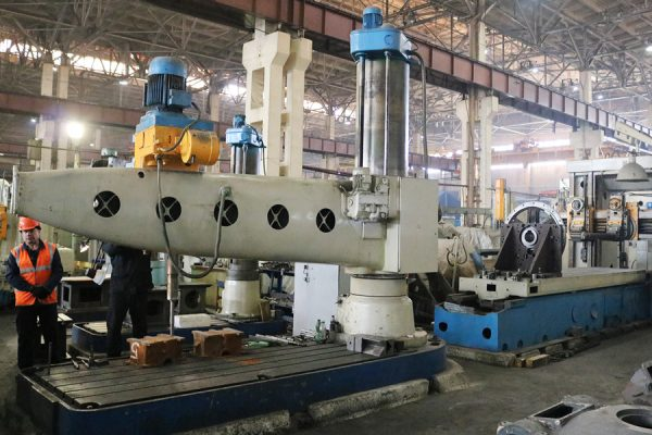 ГК «Завод Труд» планирует создать региональный центр горно-обогатительного машиностроения