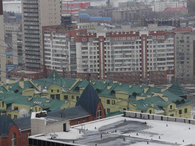 Спрос на жилье в новостройках в Новосибирске за год упал на 13%.