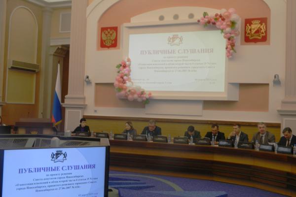 Депутаты горсовета Новосибирска решают вопрос по количеству партийцев и одномандатников