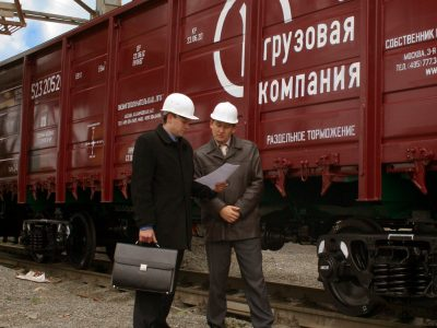 ПГК нарастила перевозки зерновых и промышленных грузов н
